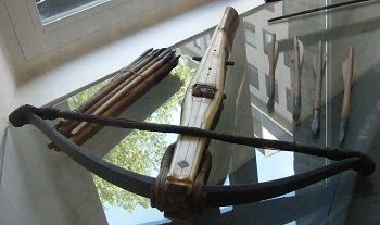 Medieval CrossbowsSteel bow crossbow, C16, Stadt Museum, Cologne, Germany