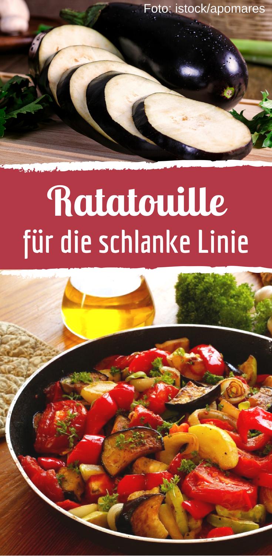 Ratatouille: Leckeres für die schlanke Linie