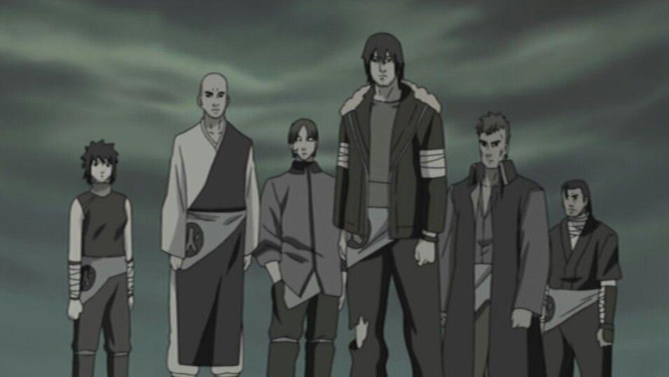 Twelve ninja guardians asuma, chiriku | Gambar manga ...