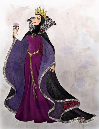 Evil Queen from Snow White and the Seven Dwarves