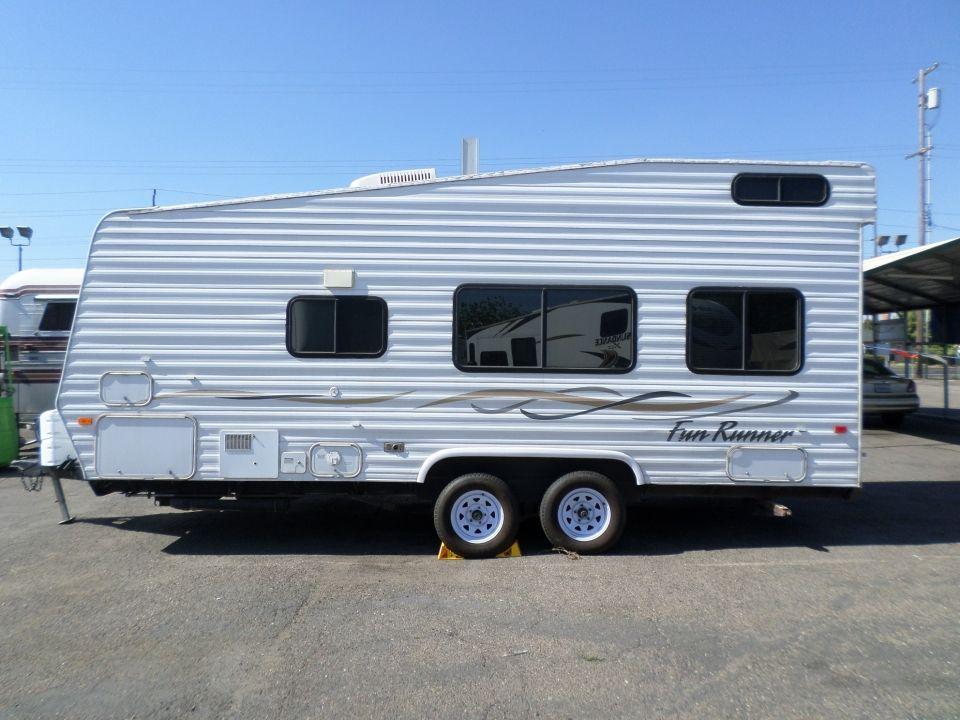 Rv For Sale 2004 Carson Fun Runner 20 In Lodi Stockton Ca Rv For Sale Used Rvs For Sale Used Rv For Sale