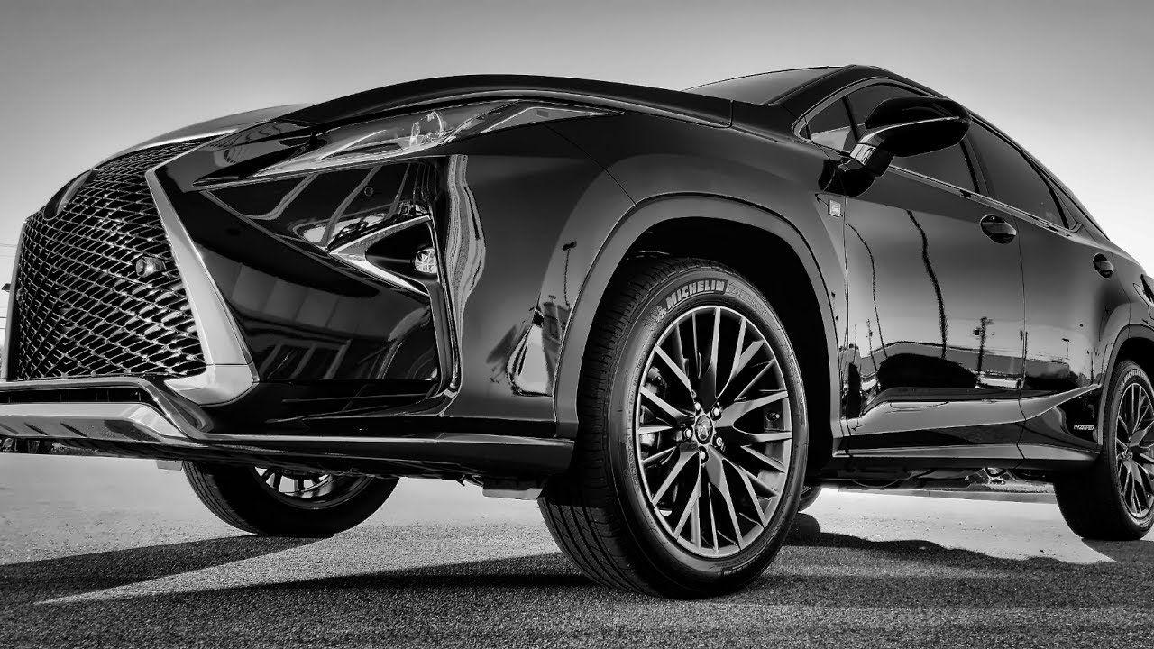 2017 Lexus RX 350 F Sport Review The Best Lexus Luxury SUV