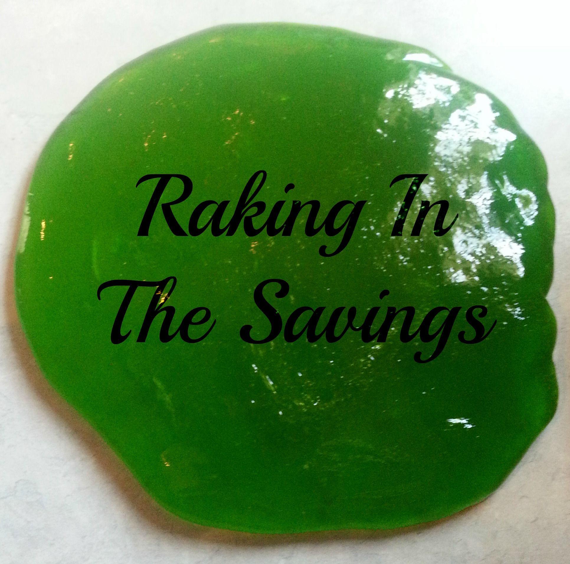 Green Slime Diy The Kids Will Love It