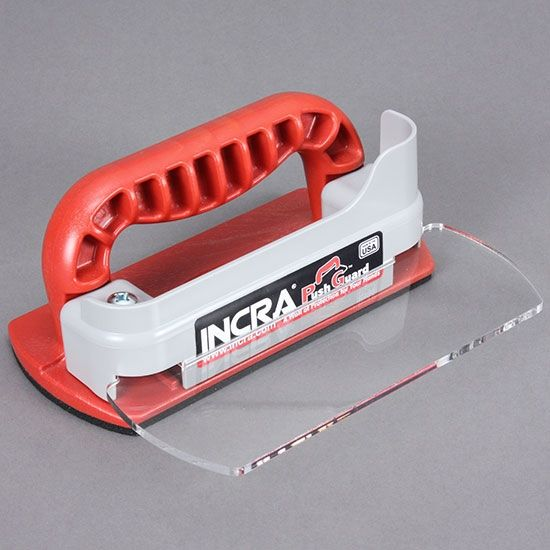 INCRA PushGuard Combo Push Block & Hand Guard