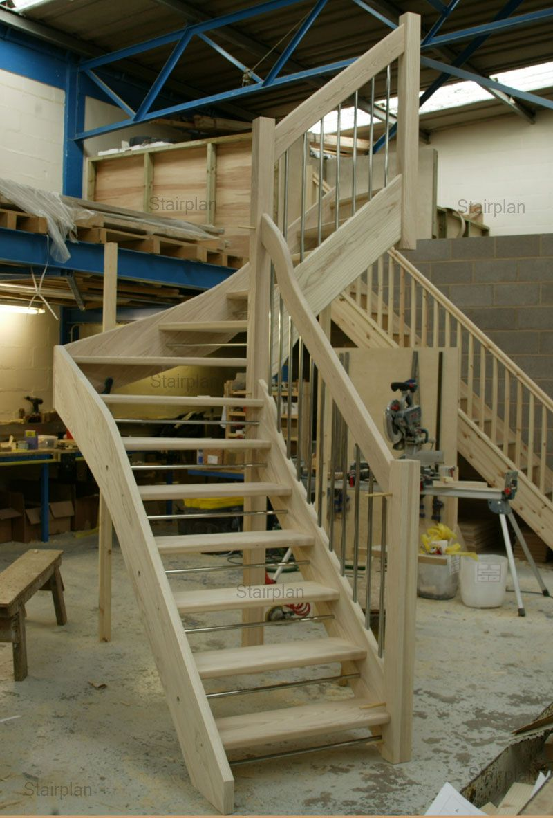 Best How To Build A Staircase Ash Staircases Staircase Ash 400 x 300
