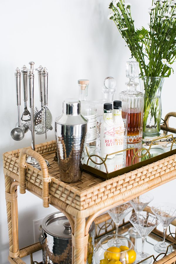 Pin By Holly Egg On Of All The Gin Joints Bar Cart Decor House Styles Home Bar Design