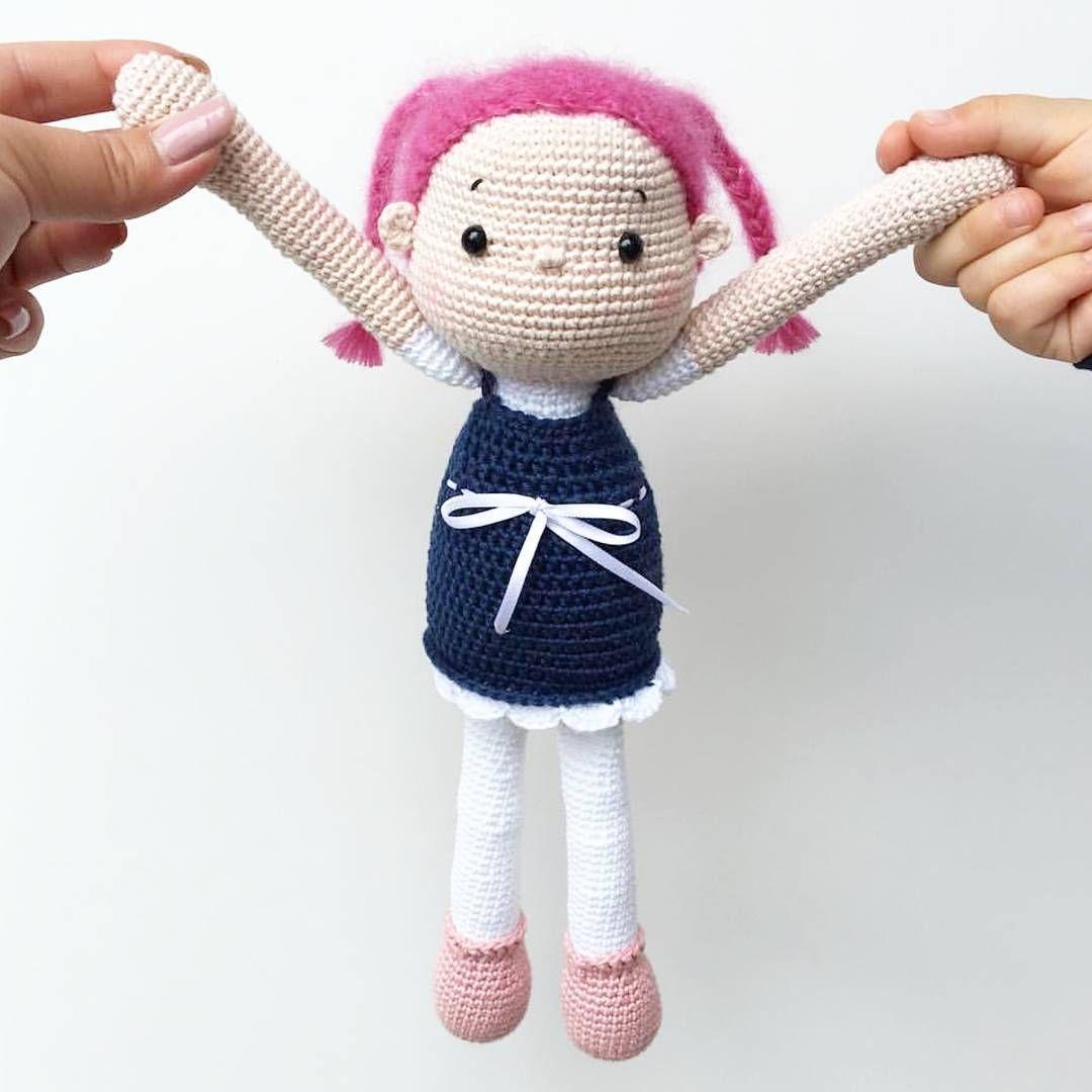 @anna.wis84_ I looove your picture of Merle!!!!! Pattern in my etsy shop  #amaloudesigns #pattern #anleitung #merlethelittlegirl #amigurumi #amigurumidoll #doll #dolls #handmadetoy #crochetlove #crochet #crochetanimal #gehäkelt #kawaii #etsyshop #etsystore #etsyseller #craftastherapy