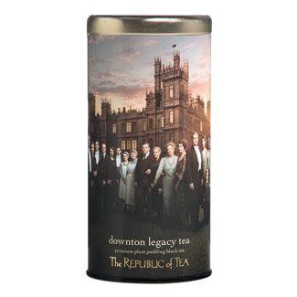 Downton Abbey® Legacy Tea | The Republic of Tea