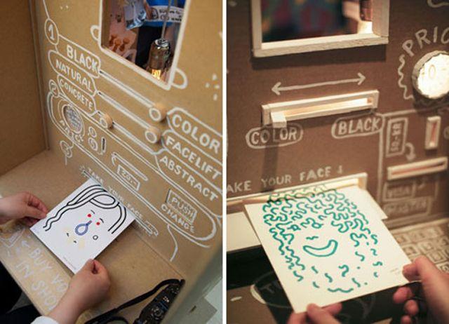 cabina de radio con carton - Buscar con Google