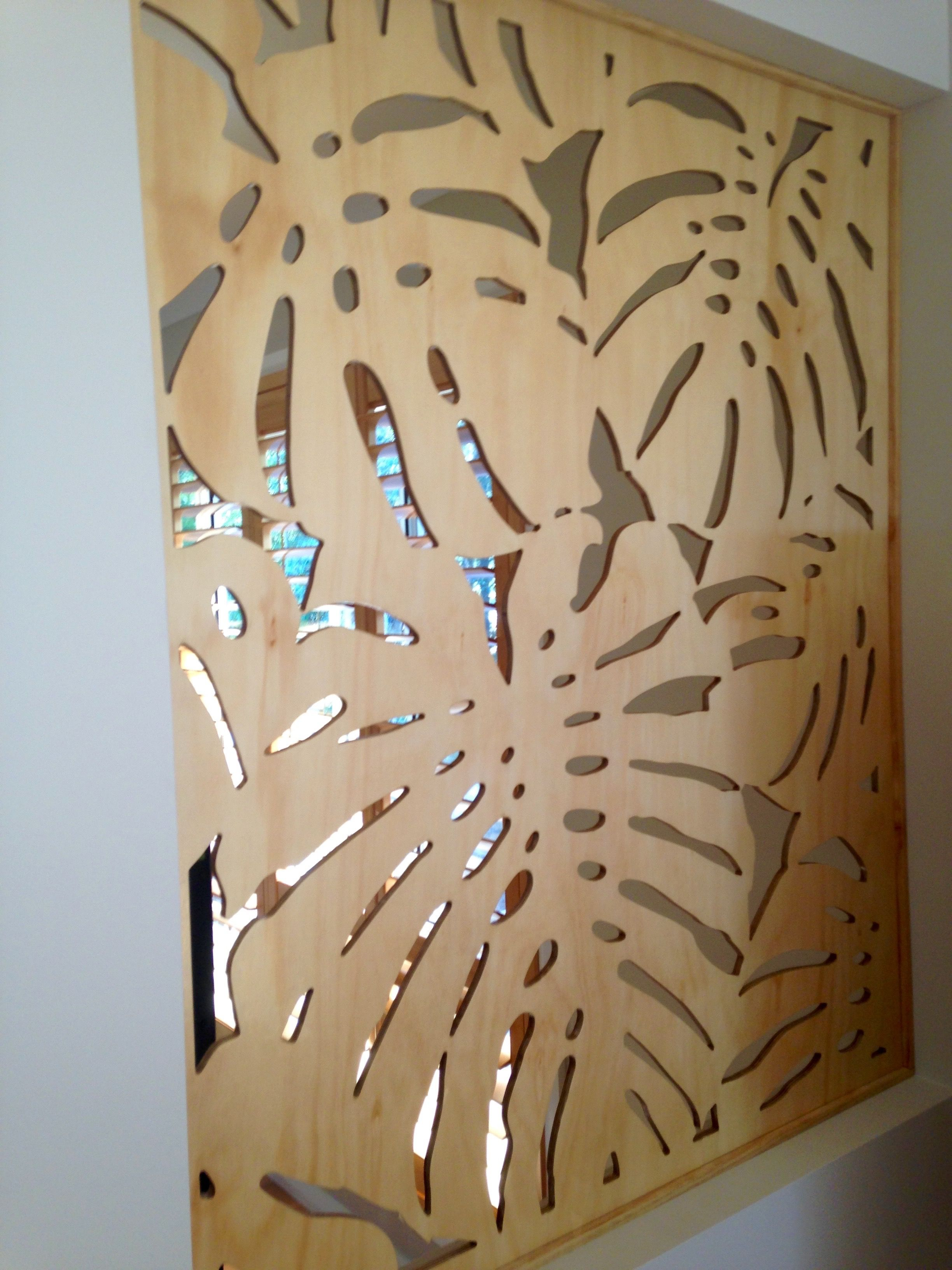 plywood screen PRIVACY SCREENS BRISBANE call today 0430 192 209