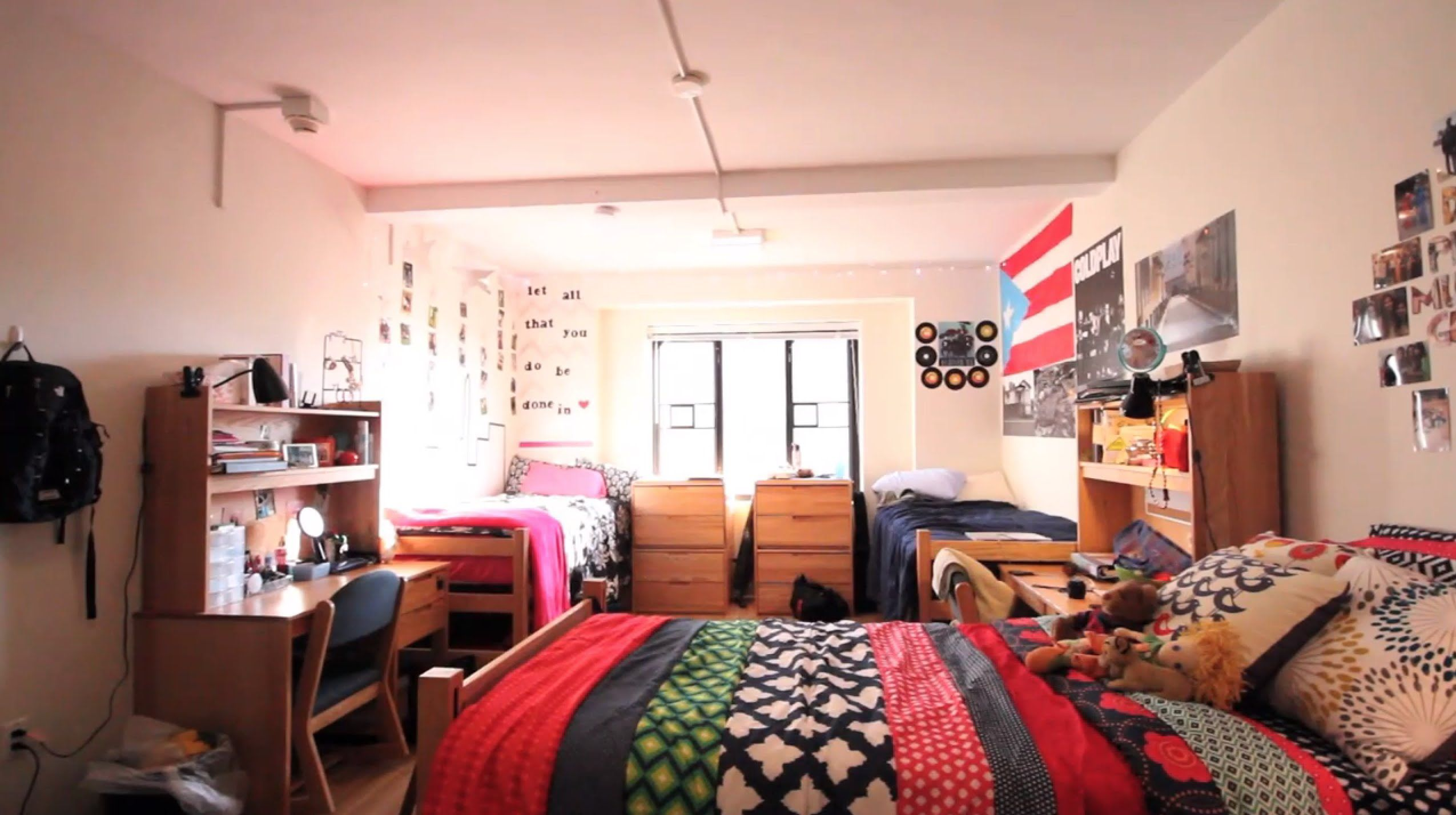 NYU Dorm Tour | Brittany Hall | House and things | Nyu