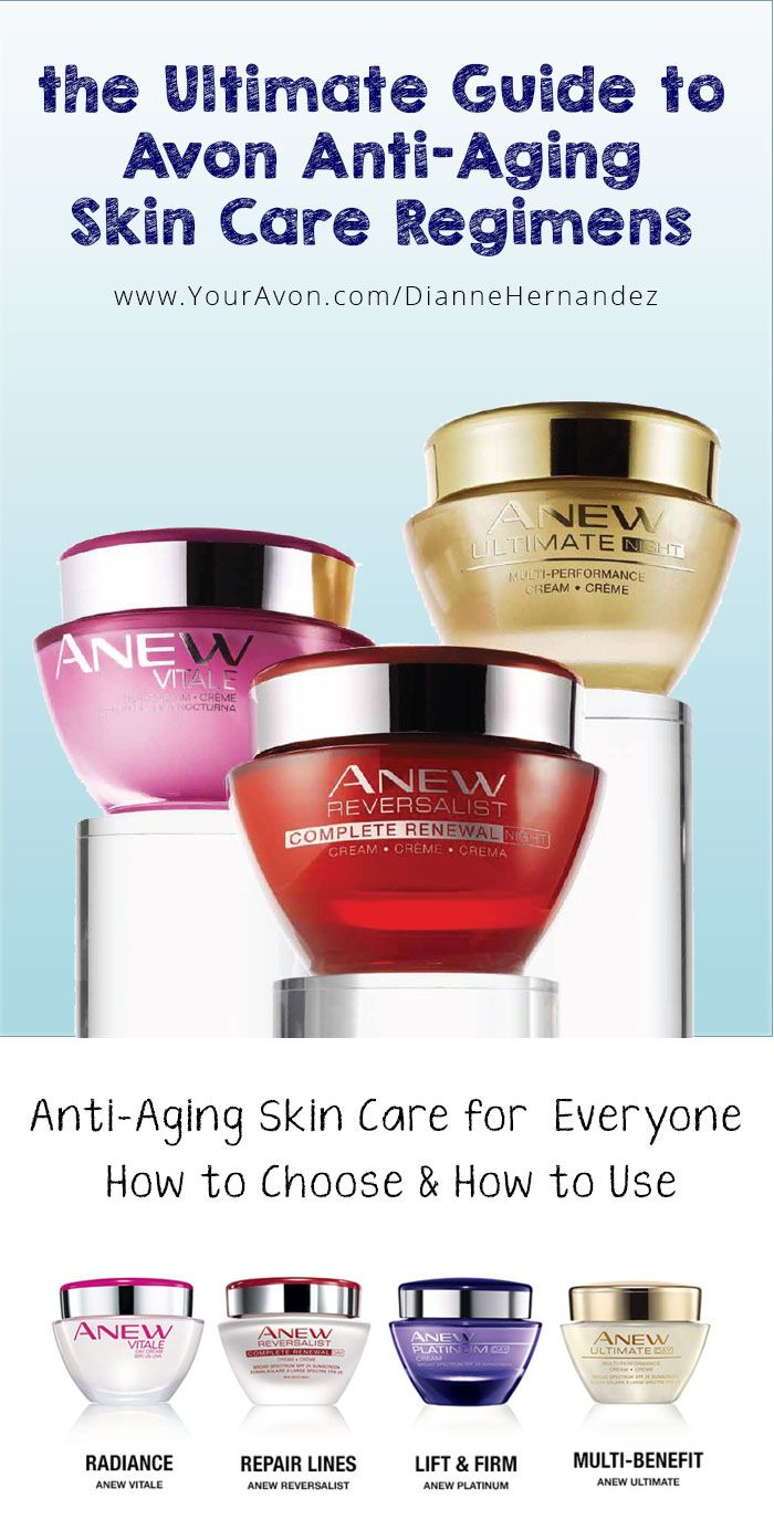 picture How to Choose AntiAging Skin Care Products