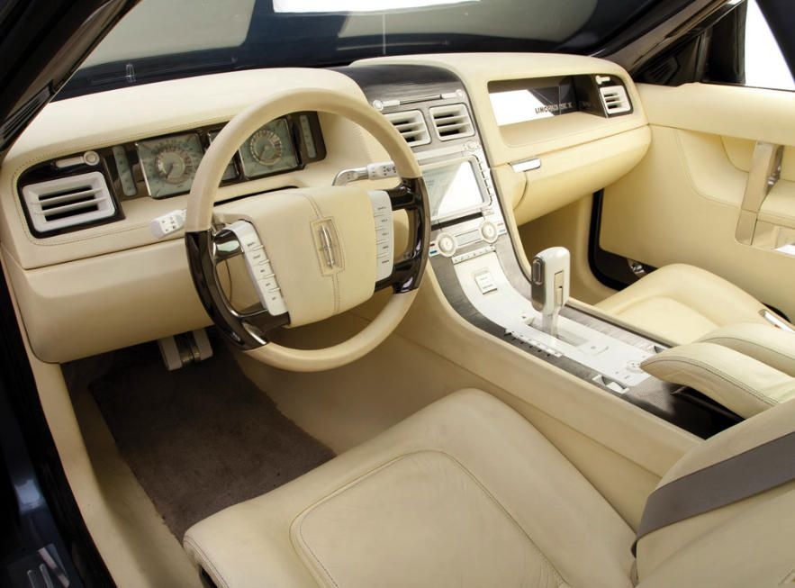 #TBT: 2004 Lincoln Mark X Concept