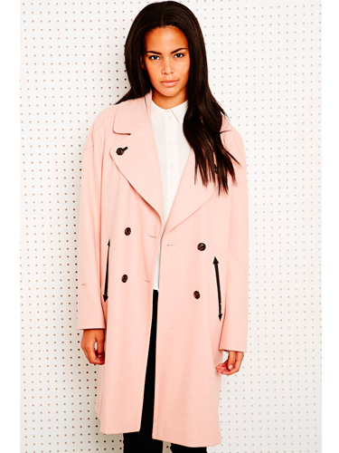 SHOP: 10 of the best pink coats | Urban uutfitters, Coats and Urban