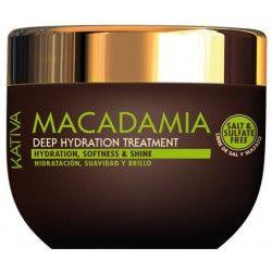 Tratamiento De Hidratacion Profunda De Macadamia 250 Ml Alisado
