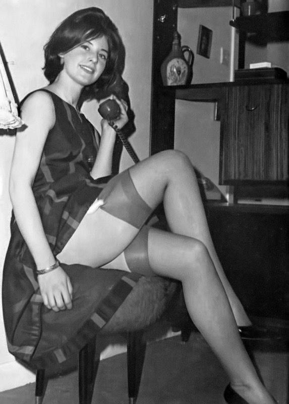 sara stuart spick span ladies pinterest retro stockings and stocking tops. Black Bedroom Furniture Sets. Home Design Ideas