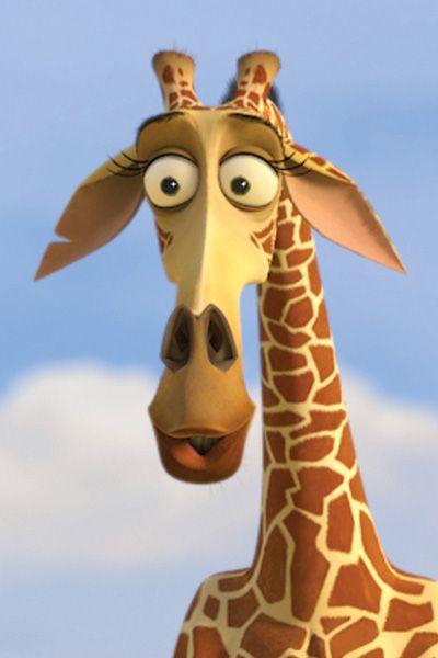 Moto moto vs melman id es sculptures diverses - Girafe dans madagascar ...