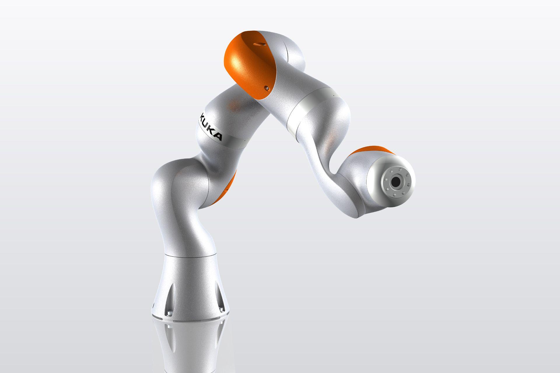 Kuka lbr iiwa intelligent industrial work assistant designed by mario selic