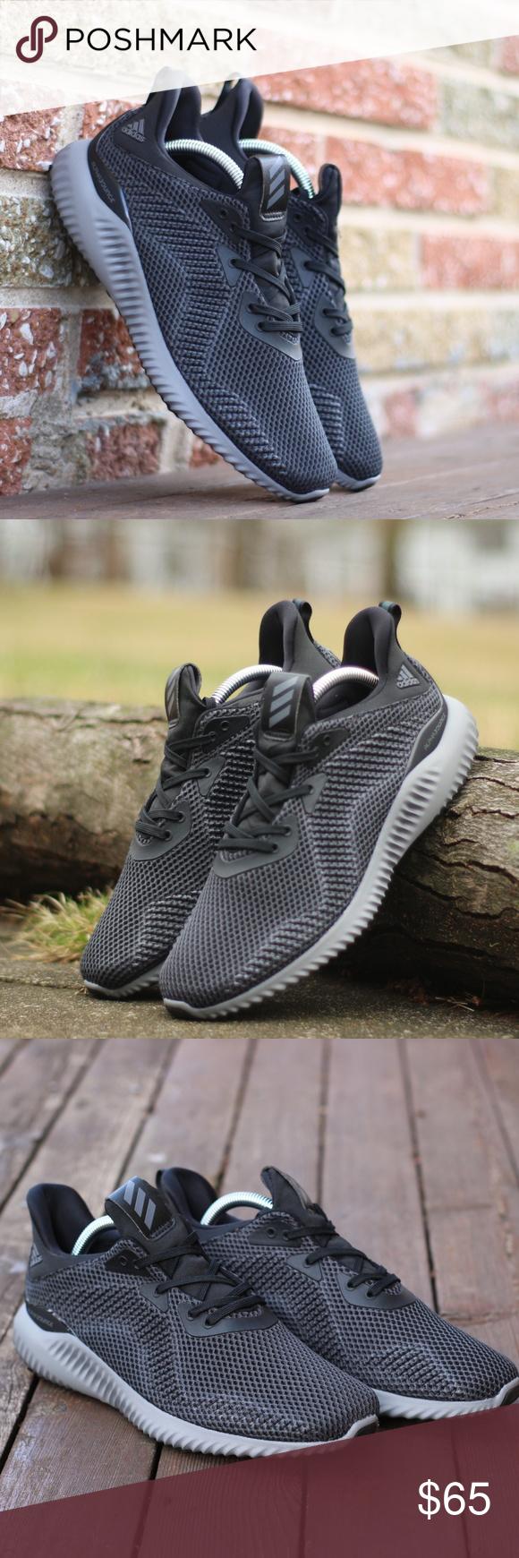 Adidas  mujer 's tamaño 9 AlphaBounce zapatos atléticos cg5400 Boutique