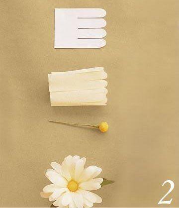 Moldes Para Hacer Flores De Papel Crepe 2 Flores En