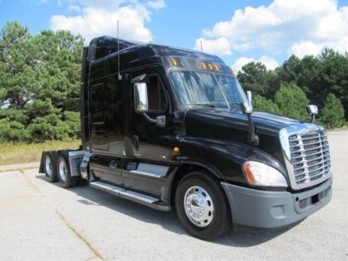 Used 2011 Freightliner Conventional Ca12564slp Cascadia Freightliner Freightliner Cascadia Cascadia
