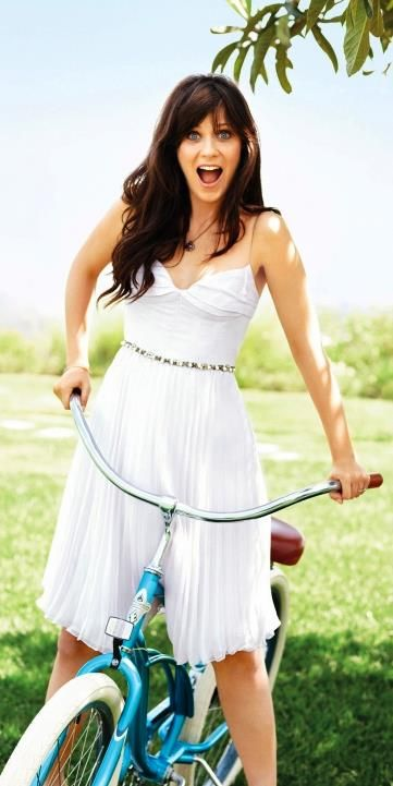 Zooey Deschanel  why are you so perfect?