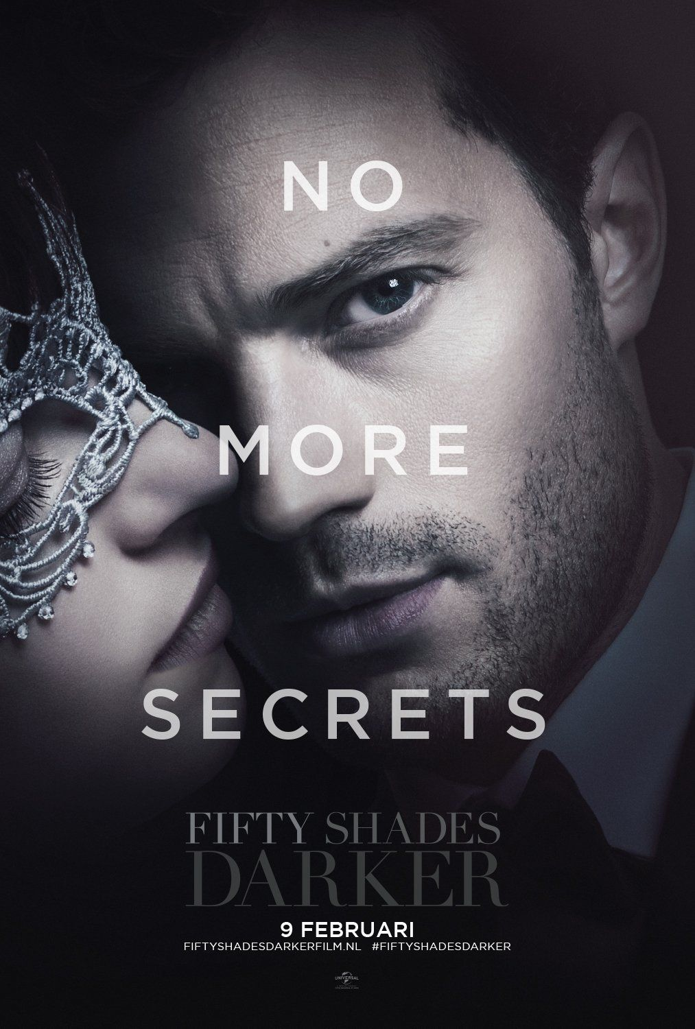 Fifty Shades Nl On Twitter No More Rules And No More Secrets Fiftyshadesdarker Post Fifty Shades Darker Movie Fifty Shades Darker Poster 50 Shades Darker