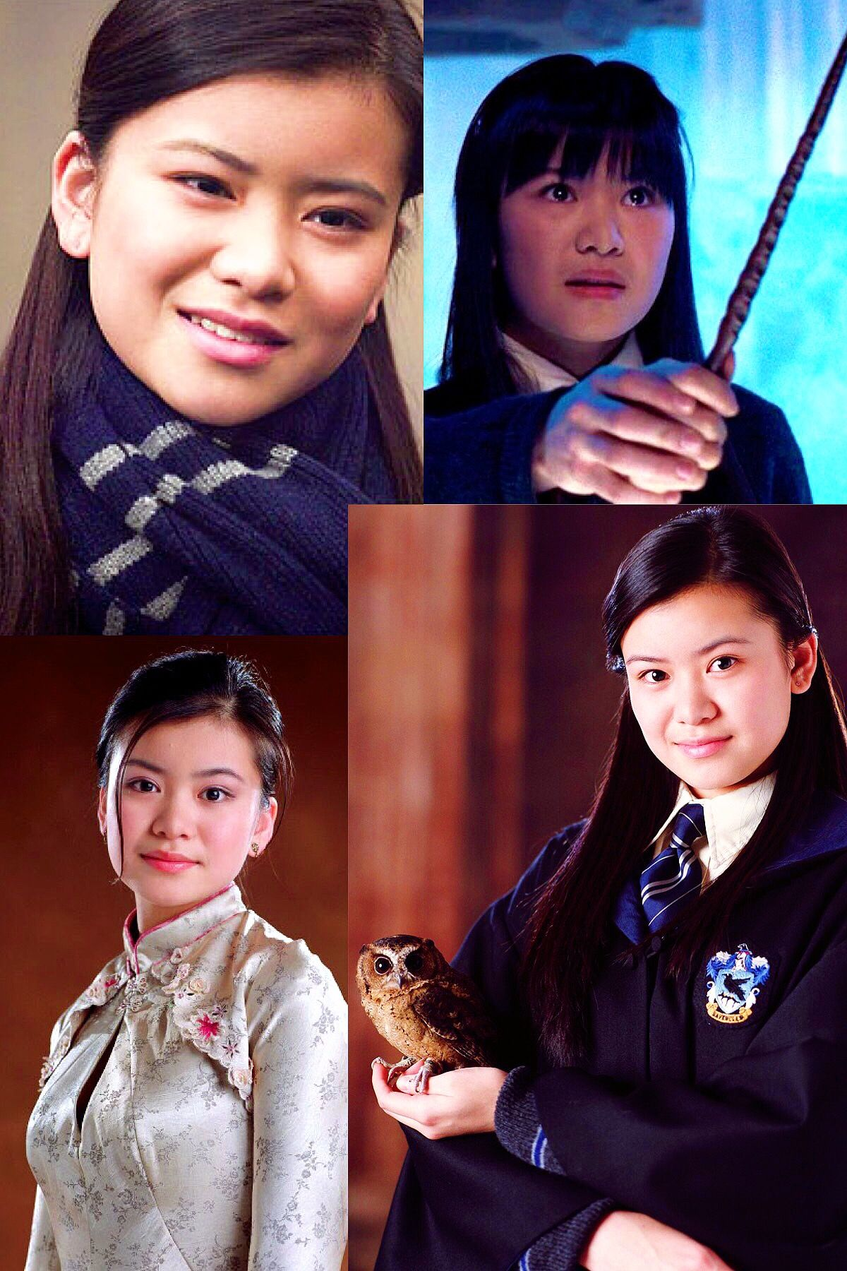 Cho Chang Harry Potter Universal Katie Leung Harry Potter Film