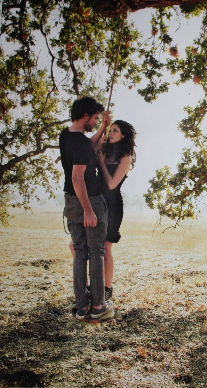 Robsten Dreams: Robsten Pic of the Day --  You can't fake that. They're great actors but what they have requires only what lies in their hearts. ~ Vanity Fair Photoshoot - 2008