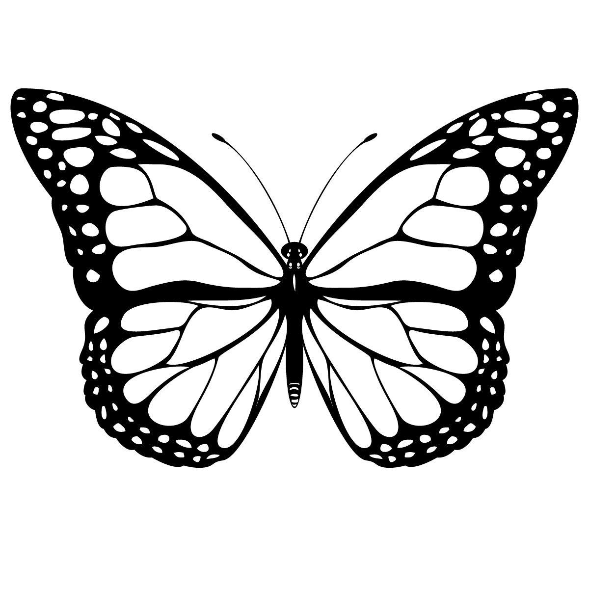 Molde de mariposa … http://templates.jrstudioweb.com/ | fondos ...