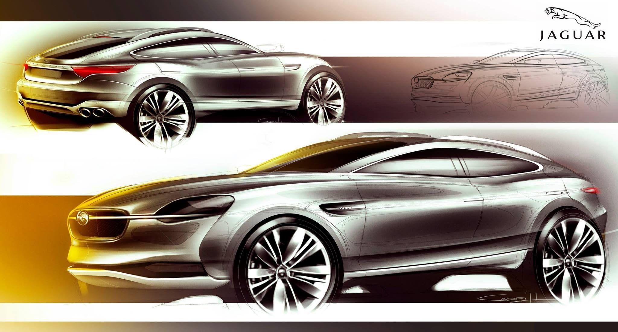 Thiago carfi concept car pinterest design voiture et transport - Croquis voiture ...