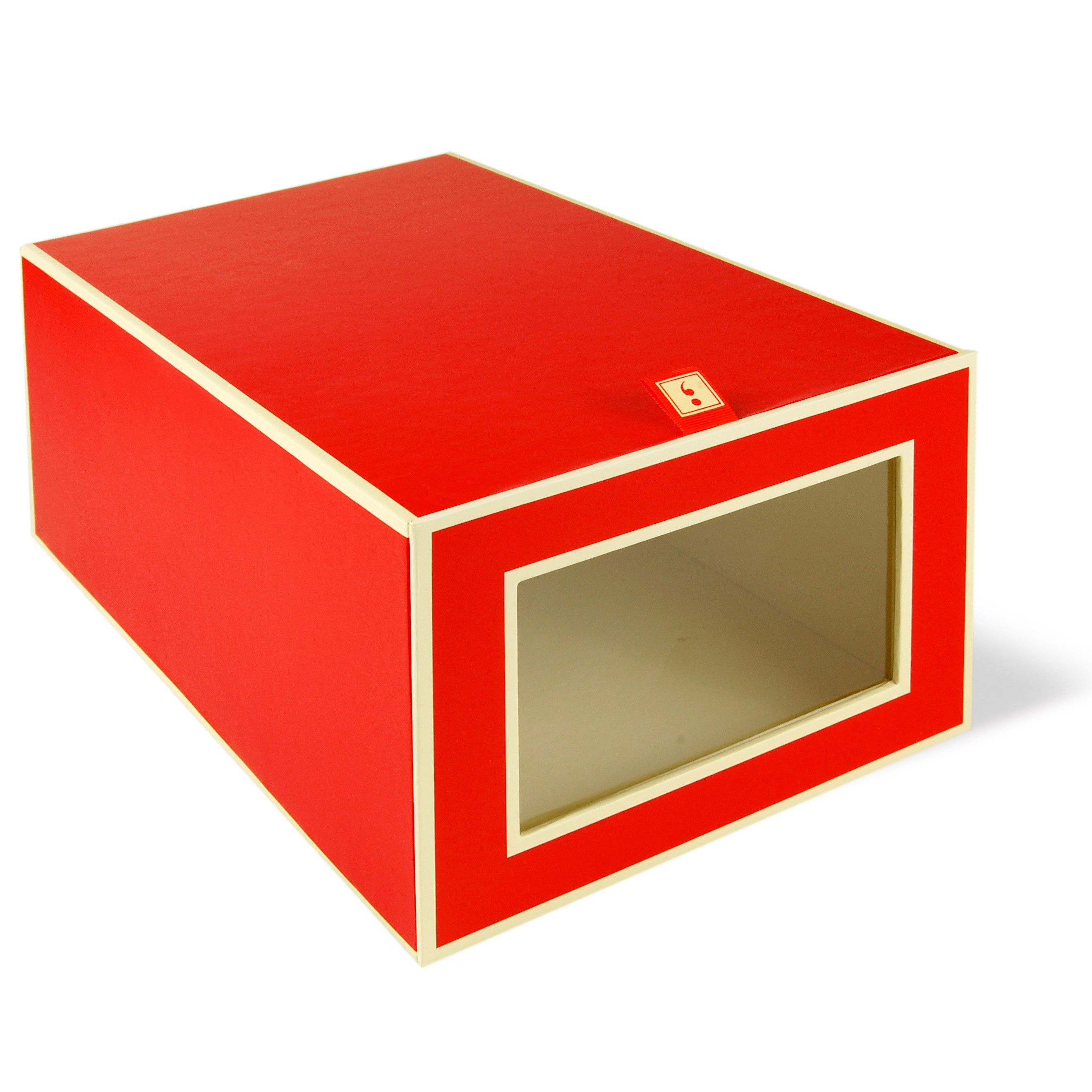 Schuhbox Rot Boxen Aufbewahrung