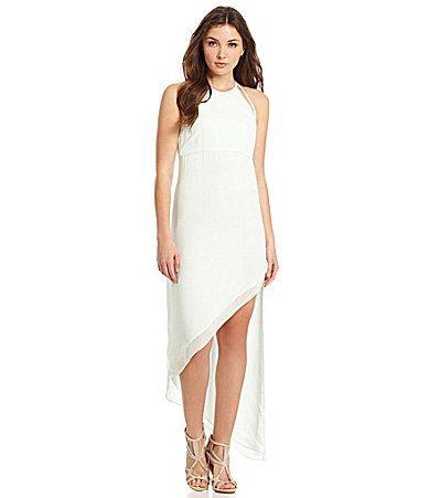 6db30604b26 BCBGeneration Asymmetrical Dress  Dillards