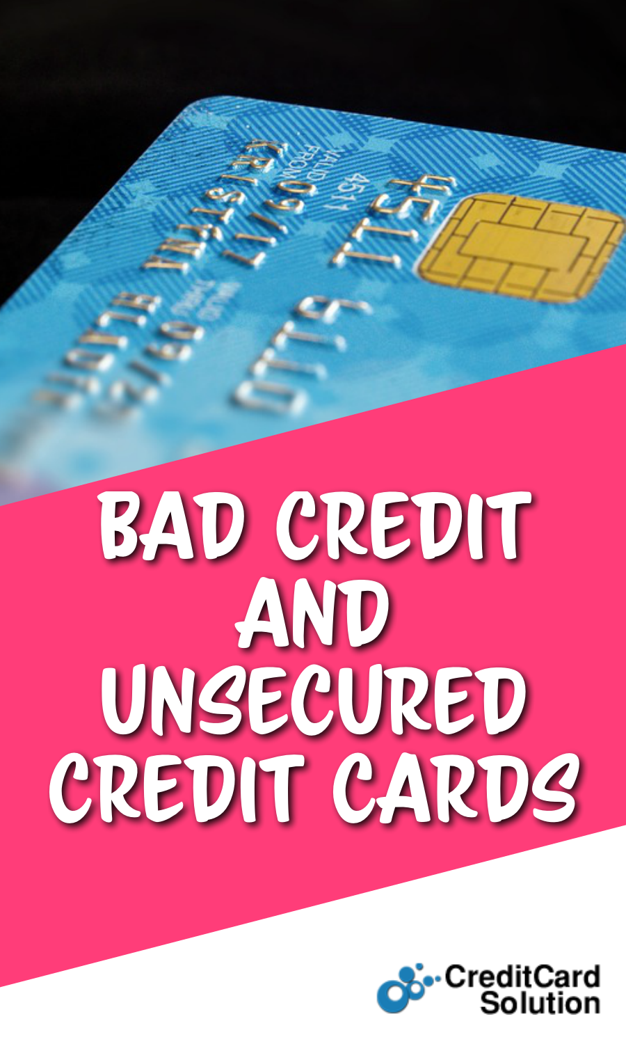 Bad Credit and Unsecured Credit Cards | Bad credit credit cards, Unsecured credit cards, Rewards ...