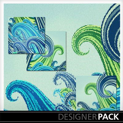 Mosaic Waves Papers
