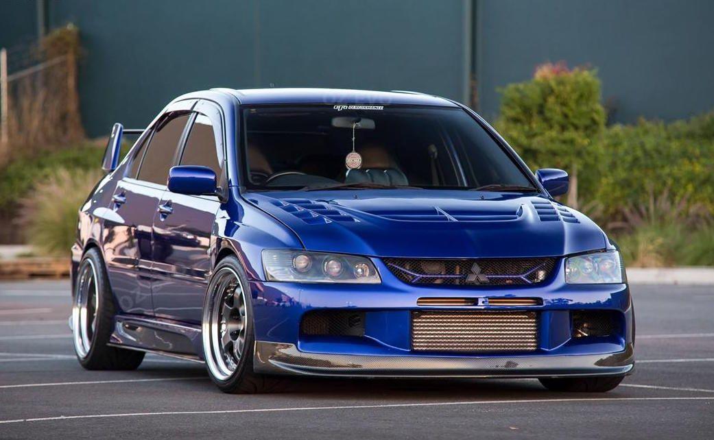 497kW Mitsubishi Evolution IX for Sale Rare Car Sales