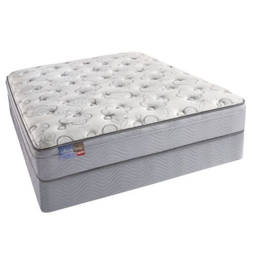 Simmons Briella Ii Mattress And Box Spring With Set Of V Lock