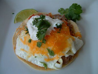 A Feast for the Eyes: How do you like your eggs? Mexican Style! Huevos Rancheros
