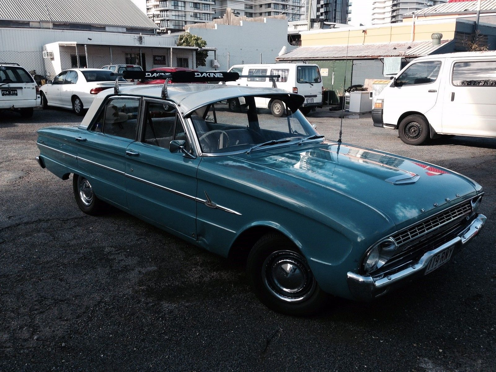Ford Falcon 1963 XL very original honest car in Cars, Bikes, Boats ...