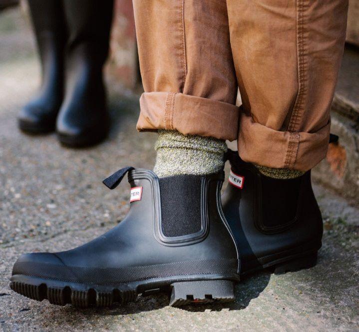 Mens Original Chelsea Boot