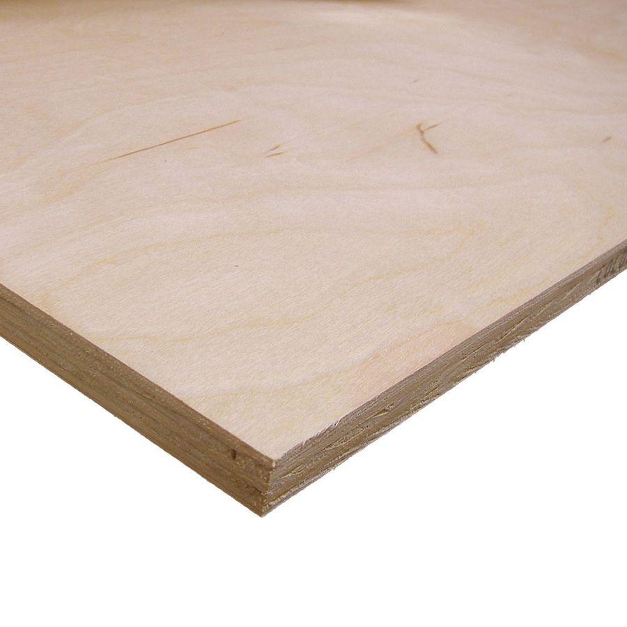 1 2 In Birch Plywood Application As 4 X 4 Birch Plywood