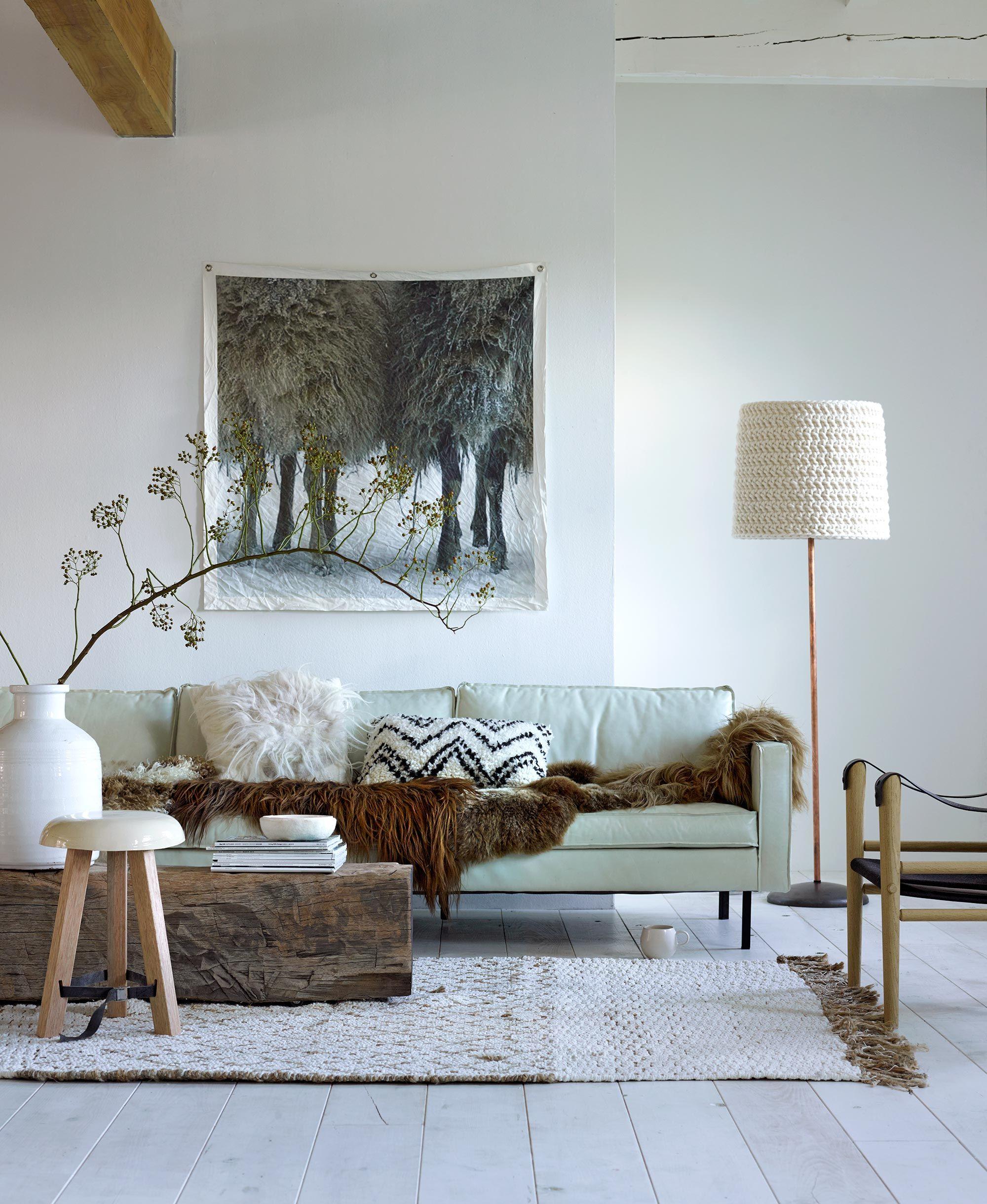 Was für ein schönes mintgrünes sofa. Perfekt für dein ...
