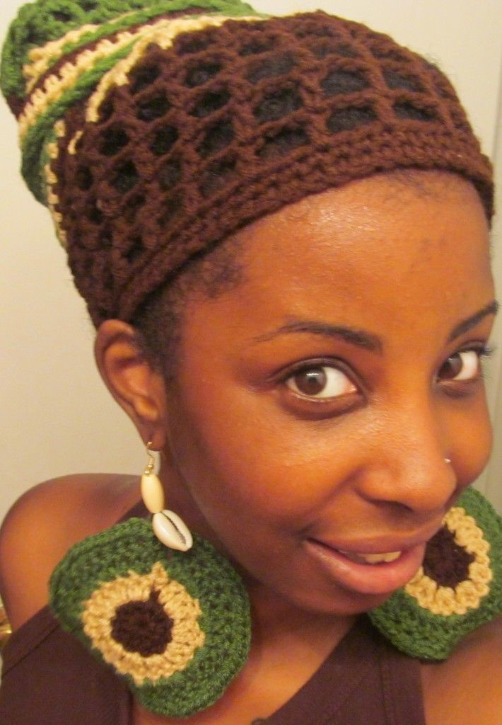 The Dee Vah Crochet Multi Hair Wrap By Jess Handmade Designs