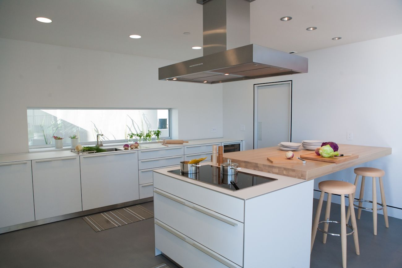 Contemporary kitchen In California (With images)   Kitchen ...