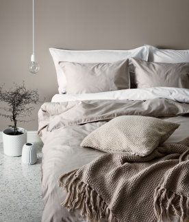 Beige Sovevaerelse Billede Fra Julie Jorgensen Pa Hygge Sovevaerelse Inspiration Hjem