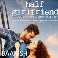 baarish half girlfriend movie mp3 download