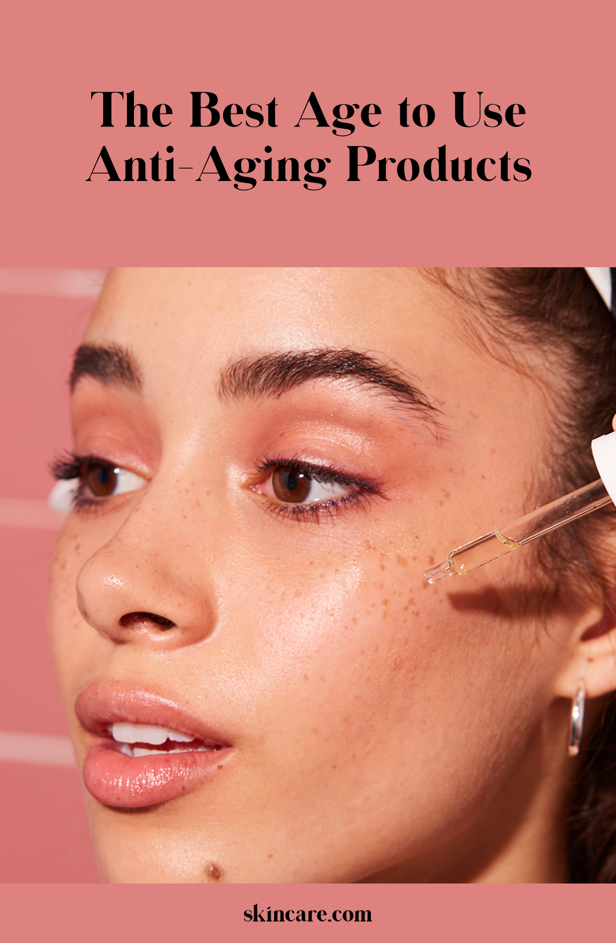 When Should You Start Using Anti Aging Products Skincare Com By L Oreal Skin Care Cream Anti Aging Skin