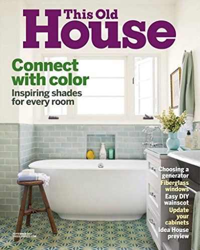 THIS OLD HOUSE Magazine | Digital Text Feeds | Pinterest | House ...