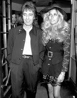Bill Wyman+Mandy Smith