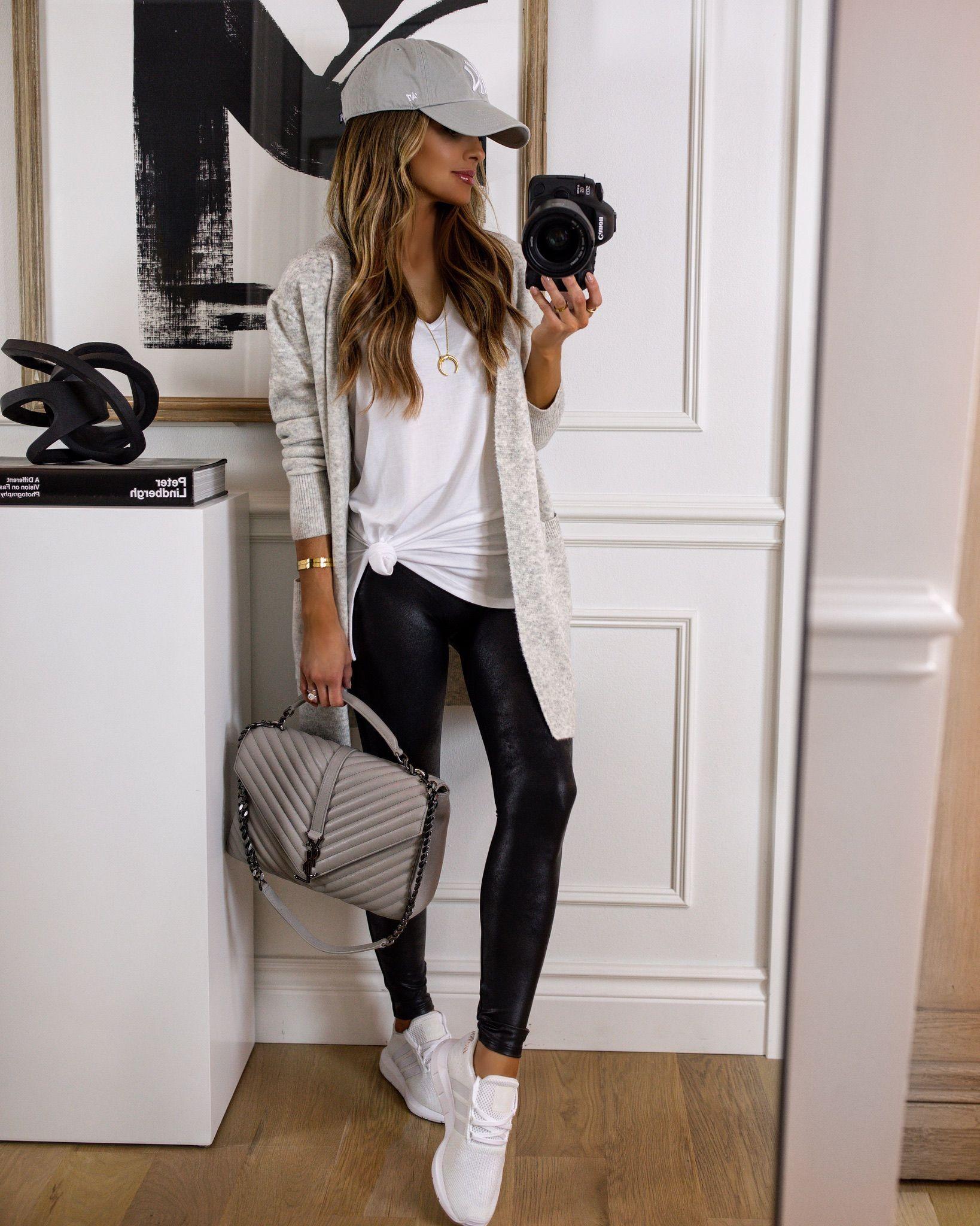Photo of 10 Ways To Wear Faux Leather Leggings – Mia Mia Mine